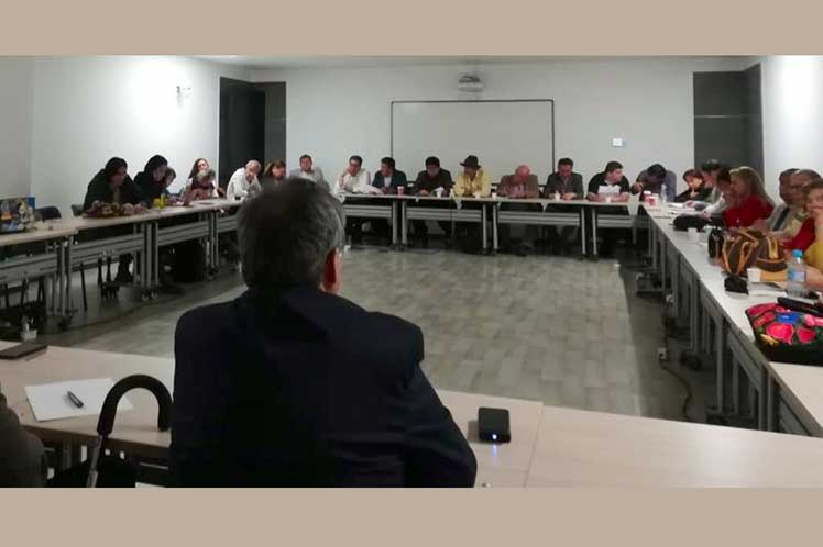 El Comité pidió la disolución del Escuadrón Móvil Antidisturbios, sobre el que llueven las críticas. (Foto: PL)