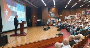 Cuba, Argentina, solidaridad, Díaz-Canel