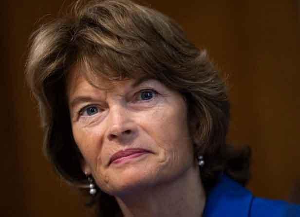 La senadora Lisa Murkowski afirmó que no prejuzgará la situación antes de que el proceso continúe. (Foto: Getty Images)