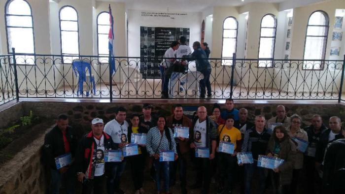 sancti spiritus, medicos espirituanos, bolivia, valle grande, dia de la medicina latinoamericana, salud publica