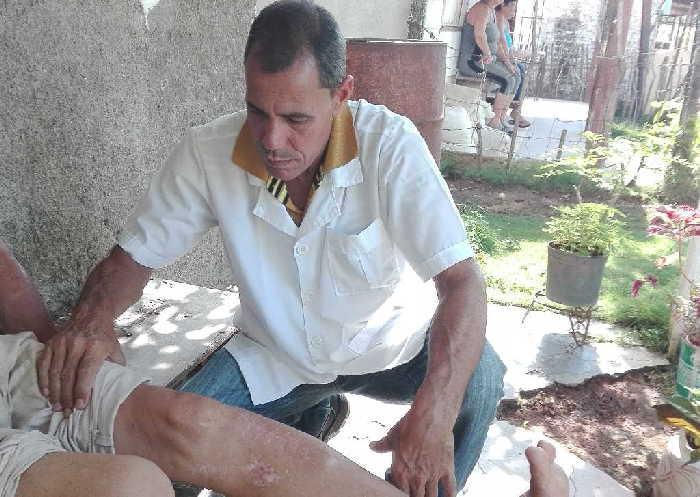 Pacientes que sufrieron accidentes de tránsito y cerebrovasculares son rehabilitados en sus hogares.