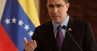 venezuela, estados unidos, jorge arreaza, venezuela-EE.UU.