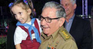 Raúl Castro, Díaz-Canel, educación especial