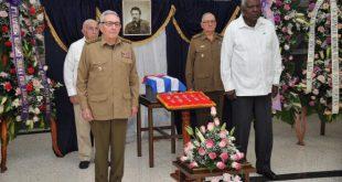 Faure Chomón, Raúl Castro, combatiente