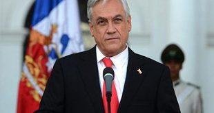 Chile, Sebastián Piñera, rechazo