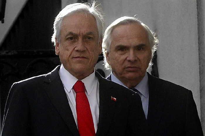 Confirmado: aprueban acusación constitucional contra Andrés Chadwick
