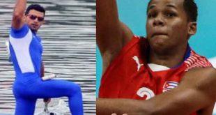 Atletas del año, Cuba, Serguey Torres, Osniel Melgarejo