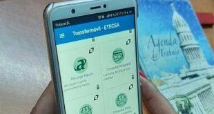Informatización, comercio electrónico, Díaz-Canel