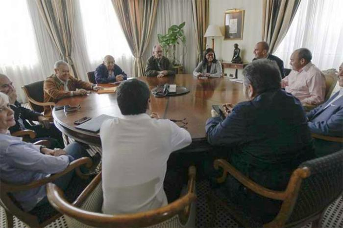 venezuela, mesa de dialogo, oposicion venezolana