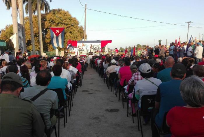 jatibonico, liberacion de jatibonico, aniversario 61 del triunfo de la revolucion, revolucion cubana