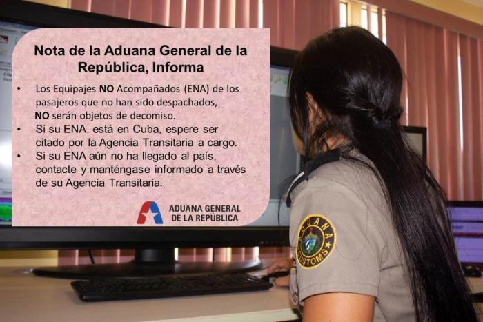 cuba, aduana general de la republica