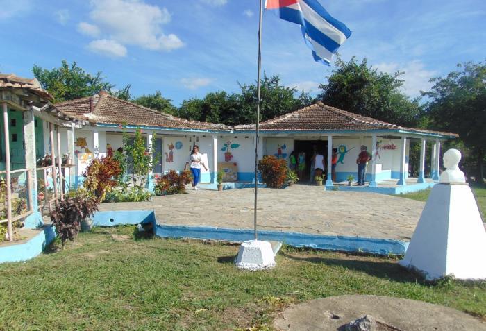 sancti spiritus, comunidades, reanimacion comunidades, fnta, trinidad, consultorio medico de la familia, centros educacionales, educacion