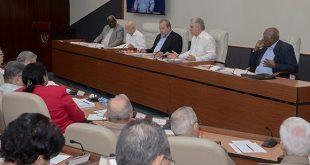CONSEJO DE MINISTROS, Cuba, Díaz-Canel, Manuel Marrero