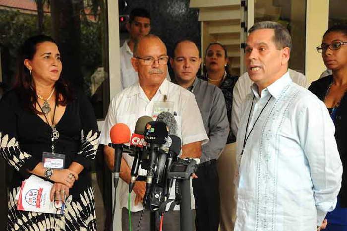 cuba, estados unidos, oea, luis almagro, salud publica, medicos cubanos
