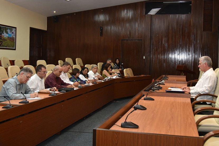 El encuentro dio seguimiento al VIII Congreso de la Anec, realizado en junio último. (Foto: Estudios Revolución)