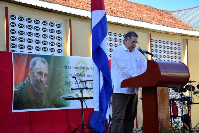 sancti spiritus, dia de la medicina latinoamericana, medicos espirituanos, salud publica