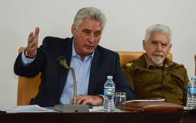 cuba, construccion de viviendas, asamblea nacional del poder popular, parlamento cubano, miguel díaz-canel, presidente de la republica de cuba
