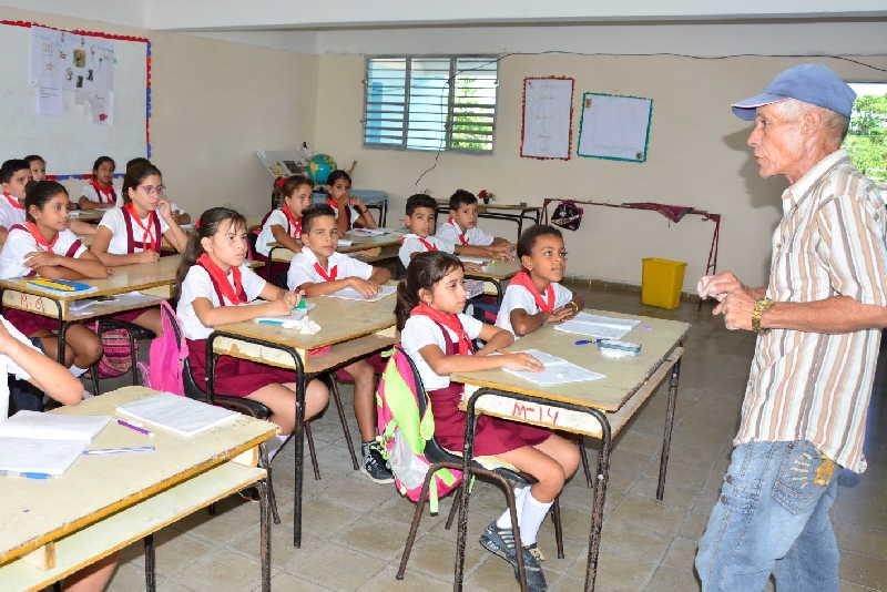sancti spiritus, educacion, perfeccionamiento educacional