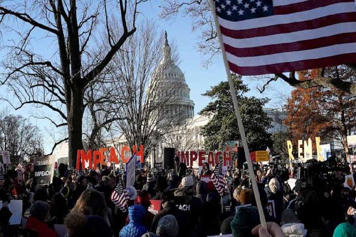 estados unidos, donald trump, juicio politico, impeachment