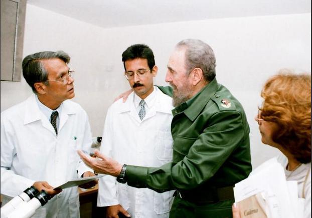 cuba, salud publica, dia de la medicina latinoamericana, miguel diaz-canel
