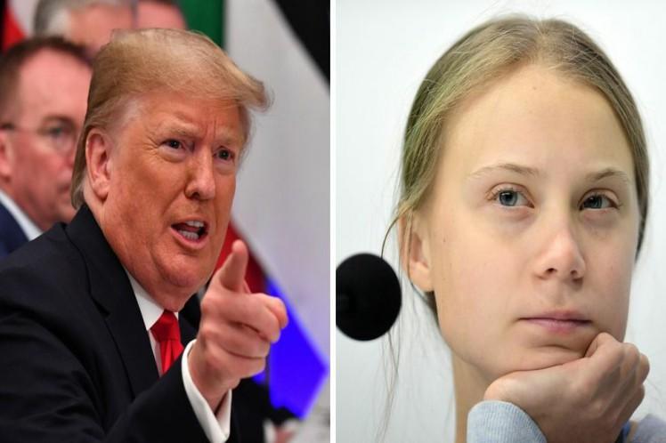 Varias voces describieron la reacción de Trump como un ataque infantil, indigno del mandatario de una nación. (Foto: PL)