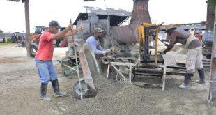 sancti spiritus, construccion de viviendas, industrias locales, materiales de la construccion