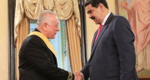 Nicolás Maduro, América Latina
