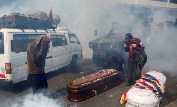 bolivia, derechos humanos, cidh, golpe de estado, evo morales, violencia