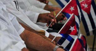 Cuba, EE.UU., salud, colaboradores, Minrex