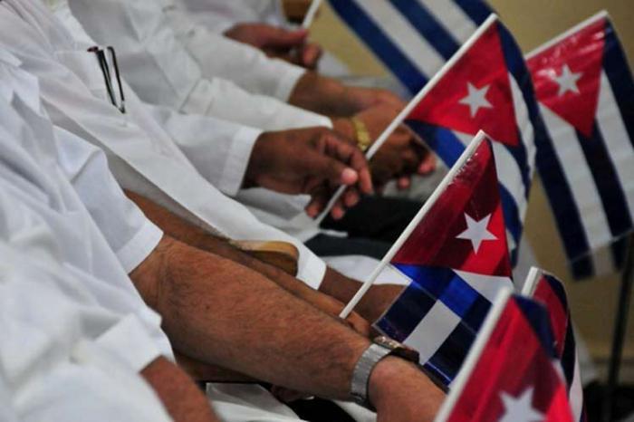 La persecución de EE.UU. ha forzado el cese de los programas de cooperación en Brasil, Ecuador y Bolivia.  (Foto: Granma)