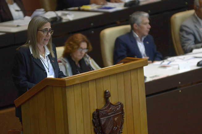 cuba, asamblea nacional, economia cubana, parlamento cubano, miguel diaz-canel, presidente de la republica de cuba