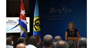 Cuba, Caribe, Minrex