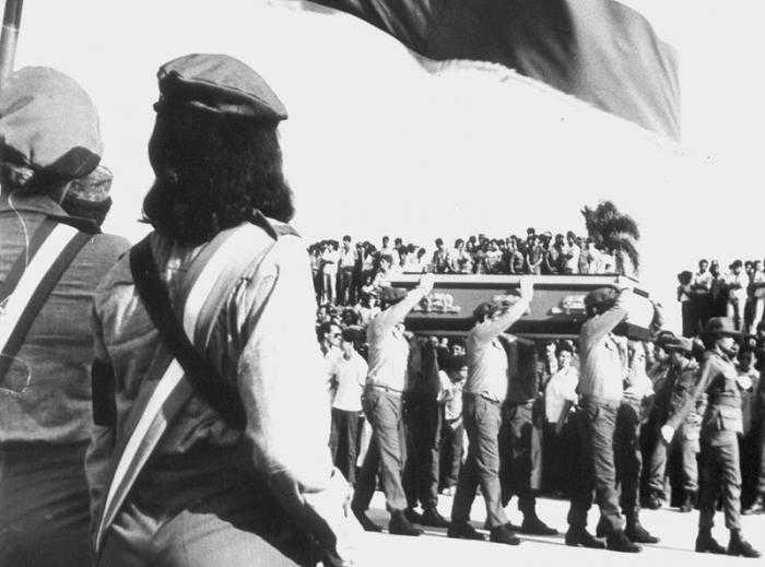 La Operación Tributo implicó el retorno a la Patria de los 2 289 cubanos caídos bajo otros cielos. (Foto: Archivo)