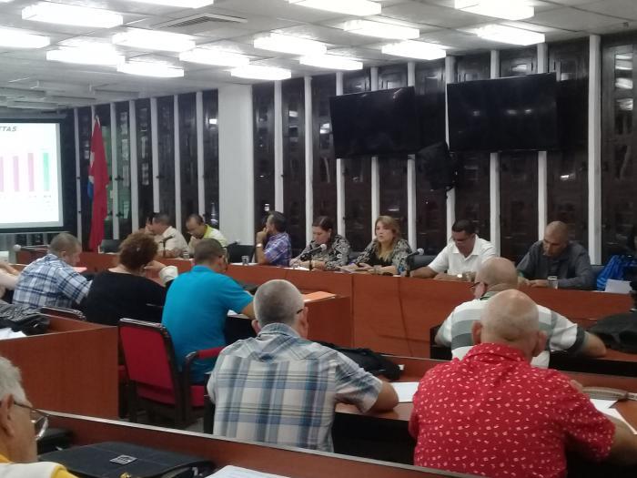 sancti spiritus, comite provincial del partido, exportaciones, economia espirituana