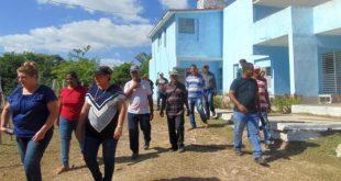 sancti spiritus, comunidades, reanimacion comunidades, fnta, trinidad