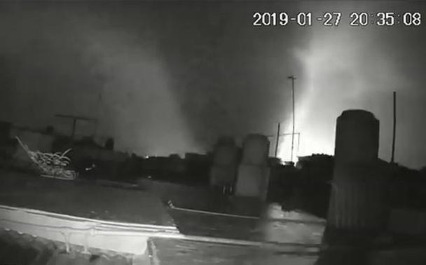 cuba, meteorologia, desastres naturales, tornado