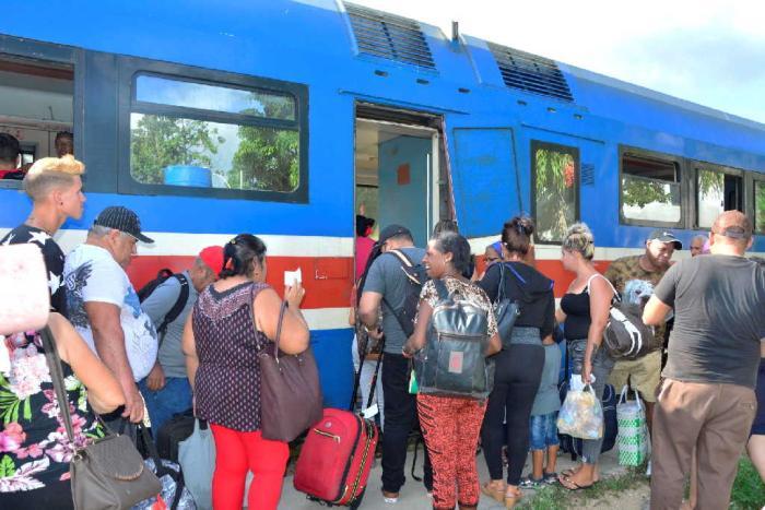sancti spiritus, ferrocarriles cuba, tren sancti spiritus-habana, tren espirituano