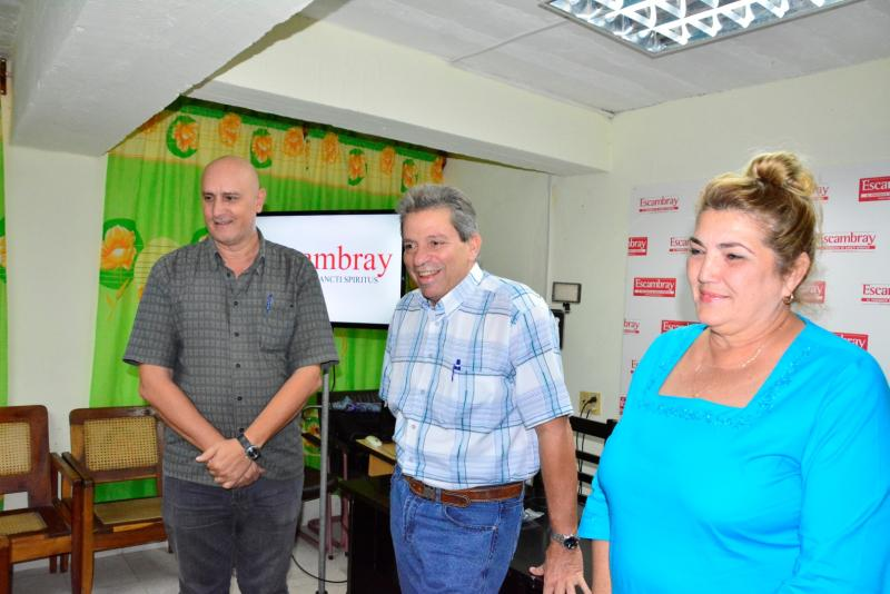 sancti spiritus, periodico escambray, prensa cubana, facebook, youtube, internet, campaña mediatica, victor gaute lopez