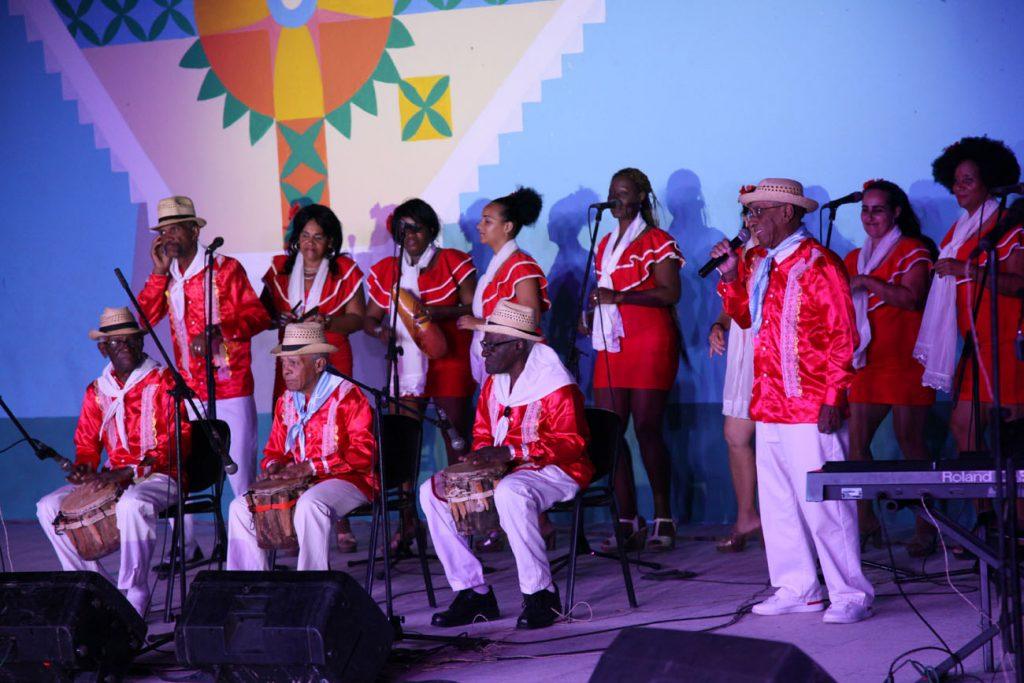 Las tradiciones culturales estuvieron presentes en la gala fundacional por el aniversario 506 de la Villa de Trinidad.