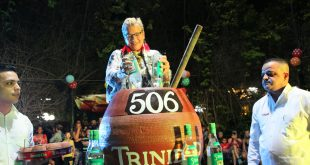 Trinidad, aniversario 506, tradiciones, Cuba