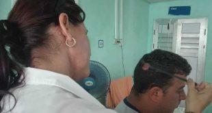 Salud, Hospital Alopecia, cabello