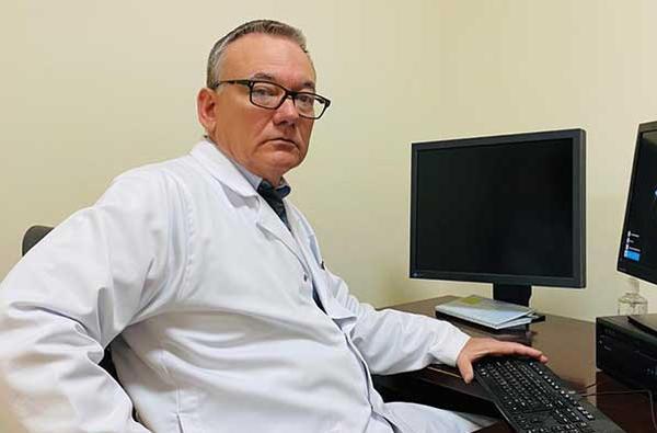 Salud, Sancti Spíritus, Ángel Pozas, ortopedia, qatar