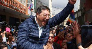 bolivia, mas, bolivia elecciones, luis arce, golpe de estado