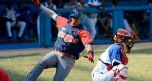 Béisbol, play off, Camagûey, Industriales
