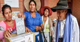 bOLIVIA, ELECCIONES, GOLPE, eVO mORALES