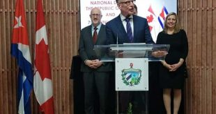 Cuba, Canadá, Minrex