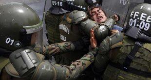 Chile, derechos humanos, manifestaciones