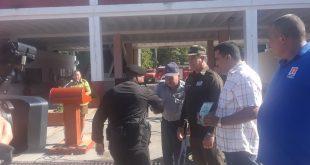 PNR, Policia, aniversario, MININT