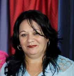 Maritza Sosa González,  Yaguajay.