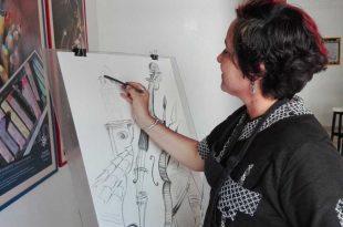 trinidad, artes plasticas, yudit vidal